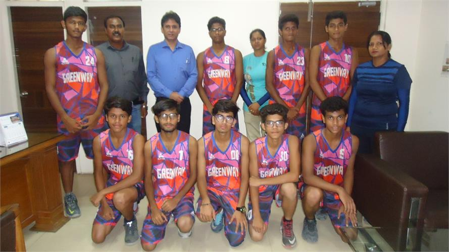 ZONAL SPORTS COMPETITIONS - 2017 - 2018