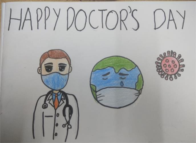 WORLD DOCTOR`S DAY- 01.07.2021