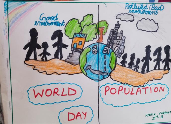 OBSERVANCE OF WORLD POPULATION DAY (July 11th 2021)