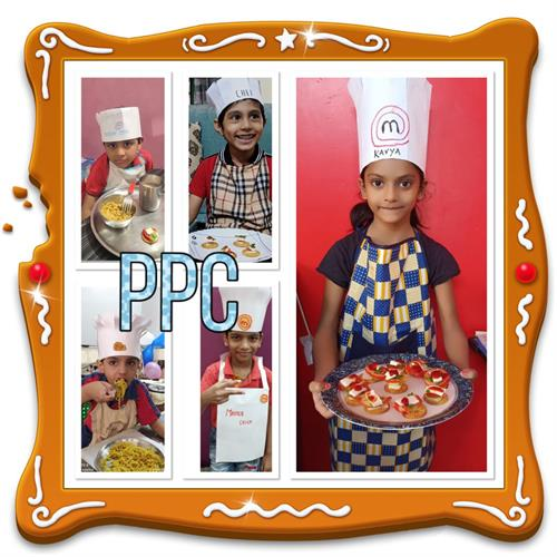 TABLE MANNER`S ACTIVITY - NURSERY WING