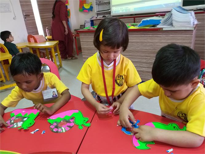 FIRST FIVE DAY ACTIVITIES 2019