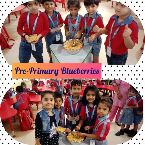 Pre-Primary - Kitchen Activity 2019