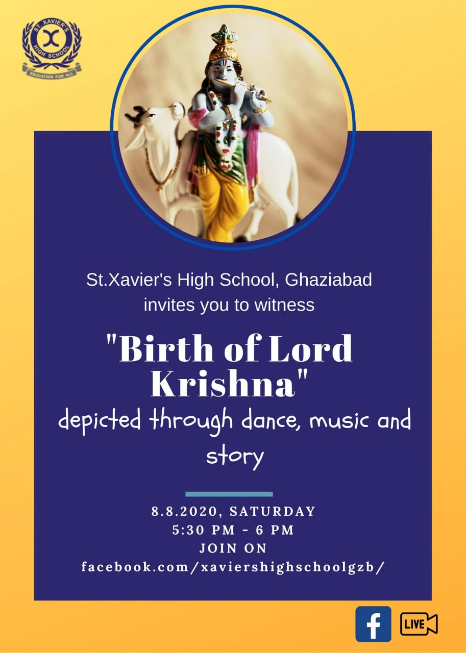 Birth of lord Krishna