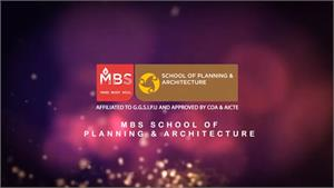 """MBS SPA- """"Re-innovating Architectural Education and Ensuring Safety for All"""""""
