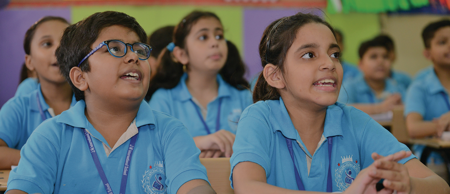 International School in Greater Noida West - J M International