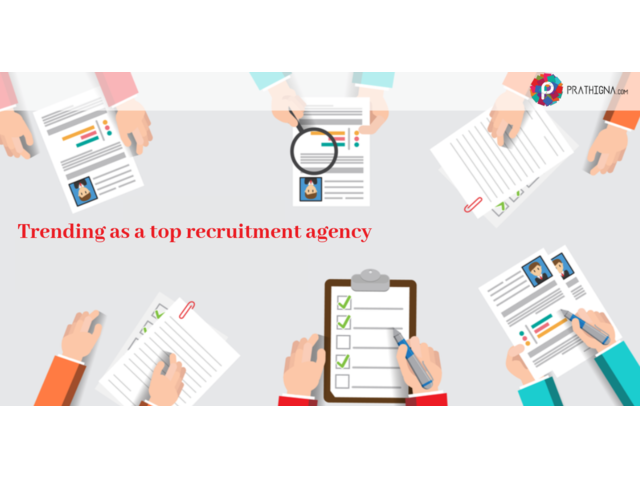Recruitment agencies & Placement for employers - 1/2
