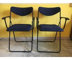 Foldable Study Table Chair Set - Image 1/3