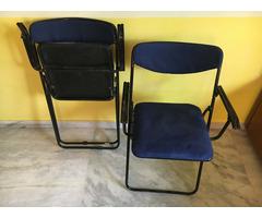 Foldable Study Table Chair Set - Image 2/3