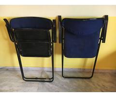 Foldable Study Table Chair Set - Image 3/3