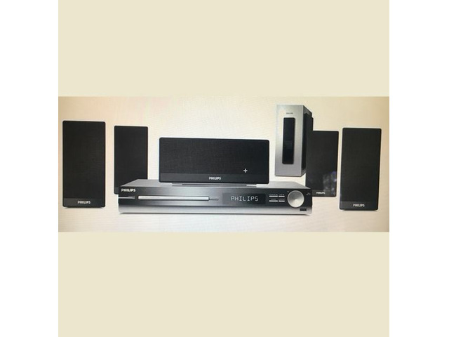 Philips 5.1 Home Theater System HTS 3152 - 1/7