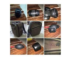 Canon 60D +18-55 + 75-300 lense - Image 1/2