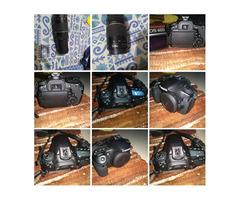 Canon 60D +18-55 + 75-300 lense - Image 2/2