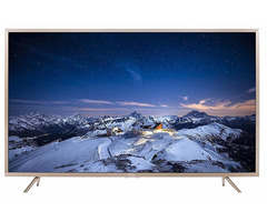 TCL 109.3 cm (43 inches) 4K Ultra HD Smart LED TV L43P2US (Golden) - Image 1/9