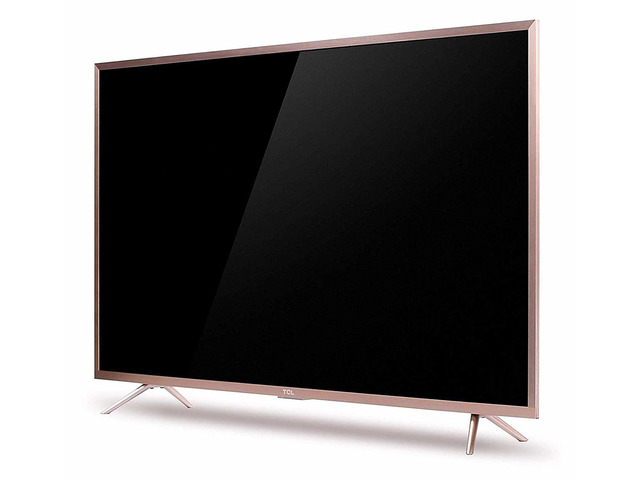 TCL 109.3 cm (43 inches) 4K Ultra HD Smart LED TV L43P2US (Golden) - 8/9