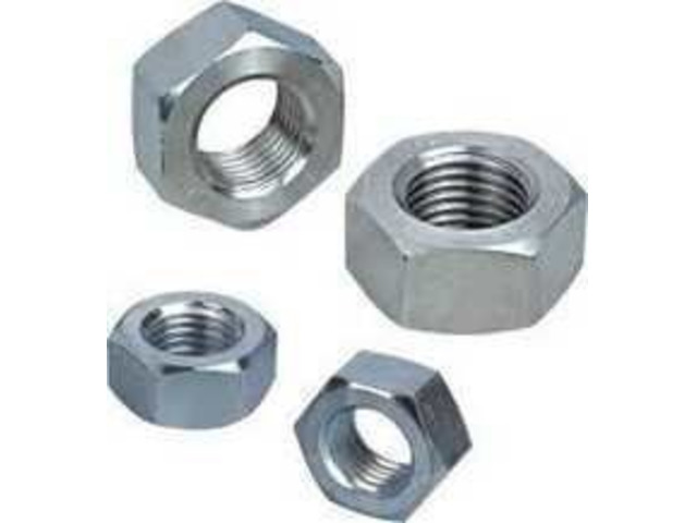 Hex Nuts | hex nuts are manufactured | Bansal Impex - 1/10