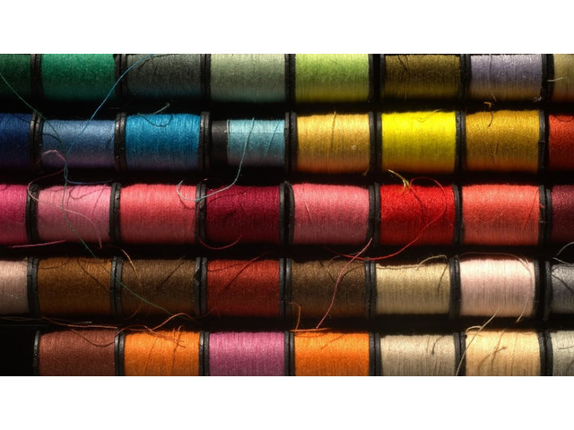 wide stripe fabric | cotton fabric design | orcaexports - 3/4