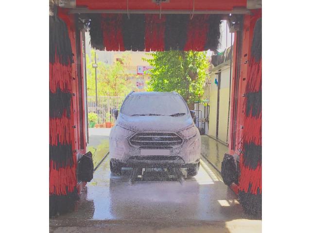 Car Foam Wash - 1/2