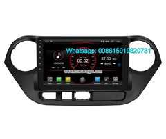 Hyundai i10 car audio radio android wifi GPS navigation camera - Image 2/4
