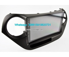 Hyundai i10 car audio radio android wifi GPS navigation camera - Image 3/4