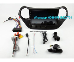 Hyundai i10 car audio radio android wifi GPS navigation camera - Image 4/4