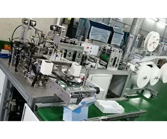 Face Mask Making & Glove Making Machine - Image 3/10