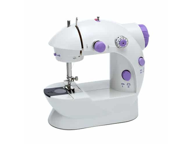 Multifunctional Sewing Machine for Home with Focus Light - 1/2