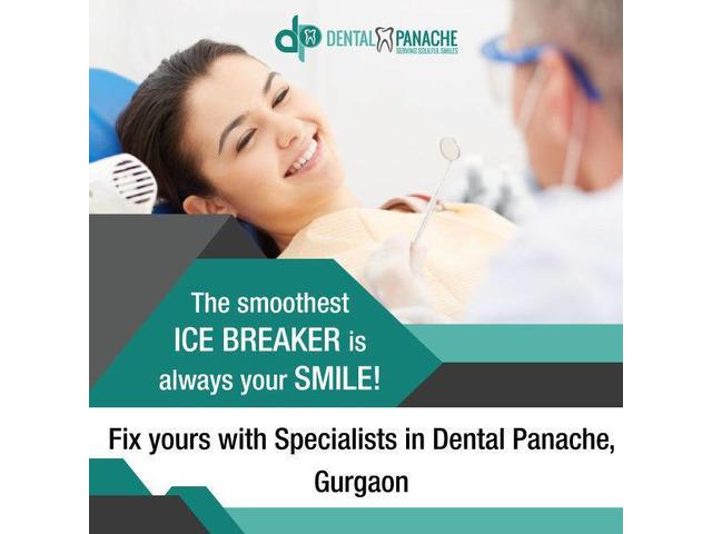 Dental Panache - Dental clinic in Gurgaon - 1/10