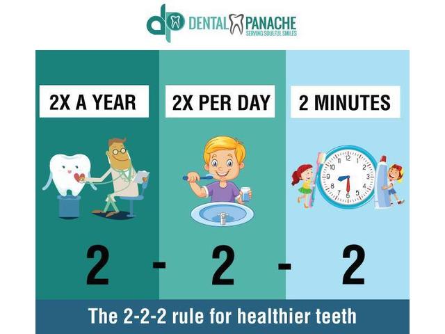 Dental Panache - Dental clinic in Gurgaon - 8/10