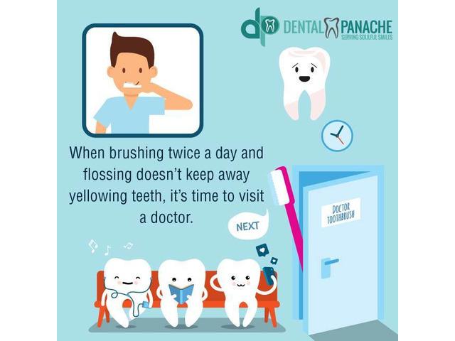 Dental Panache - Dental clinic in Gurgaon - 10/10