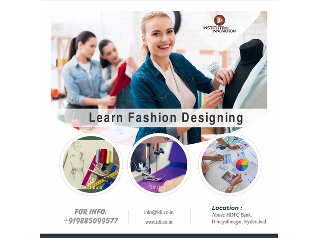 Idi The Best Fashion Designing Institute In Hyderabad India Hyderabad Buy Sell Used Products Online India Secondhandbazaar In