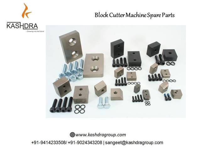 Block Cutter Machine Spare Parts Kashdra Group - 1/1