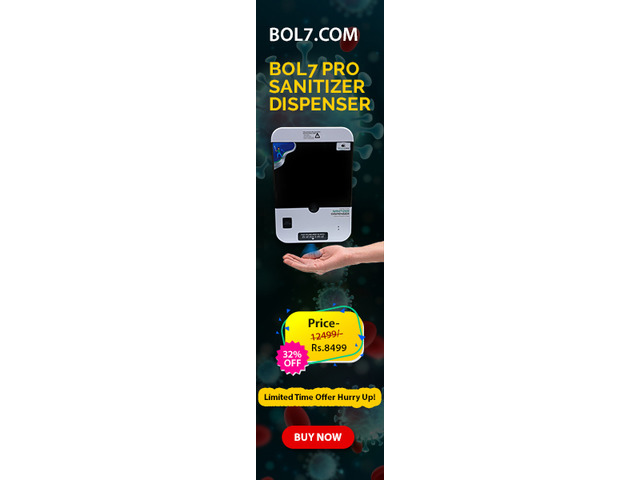 Automatic Hand Sanitizer Dispenser - 2/6