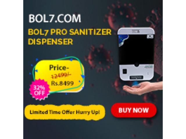 Automatic Hand Sanitizer Dispenser - 3/6