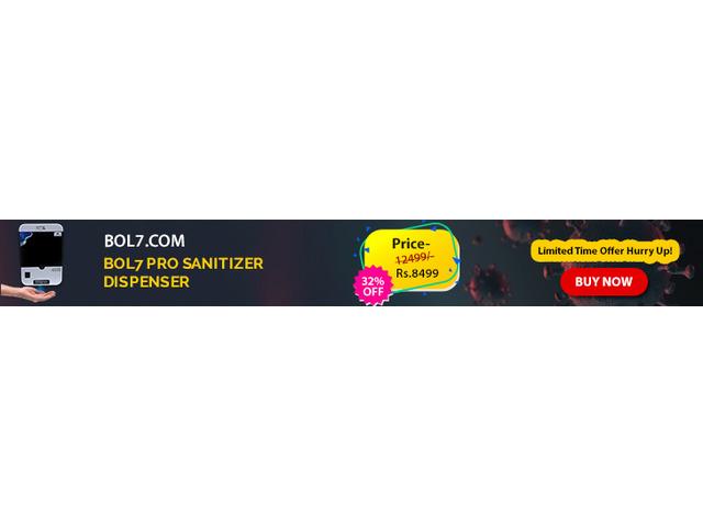 Automatic Hand Sanitizer Dispenser - 5/6