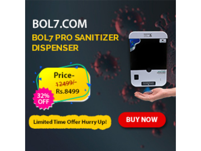 Automatic Hand Sanitizer Dispenser - 6/6