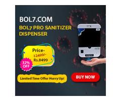 Automatic Hand Sanitizer Dispenser - Image 6/6