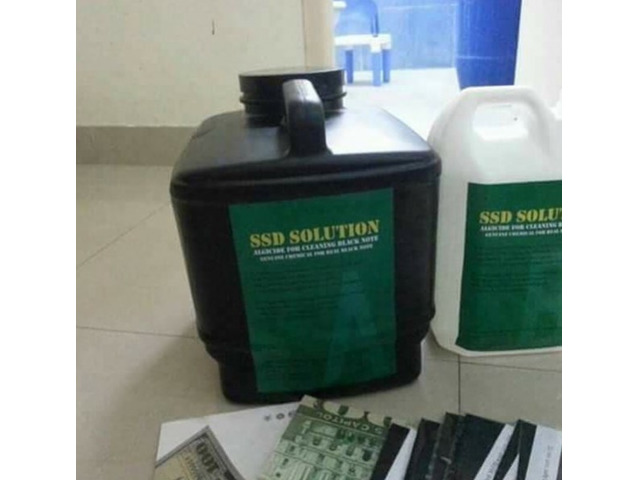 SSD CHEMICAL, ACTIVATION POWDER and MACHINE available FOR BULK cleaning! - 3/7