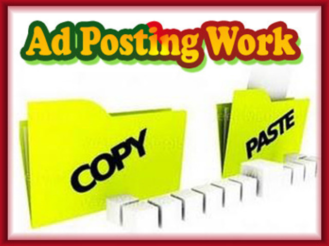 We are Hiring - Earn Rs.15000/- Per month - Simple Copy Paste Jobs - 6/10