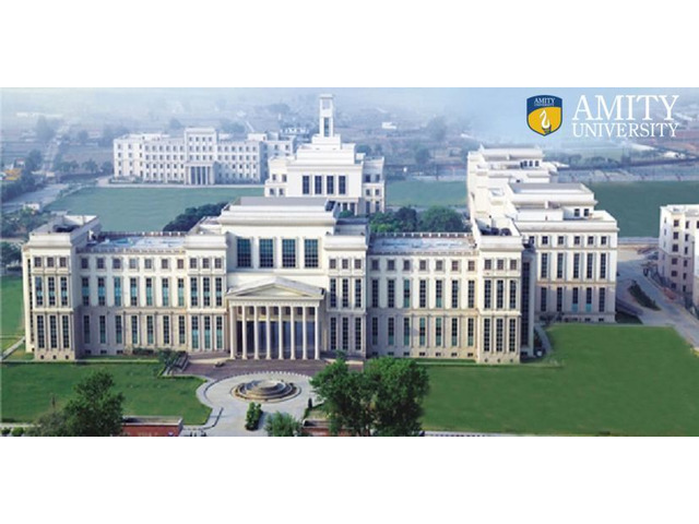 M. Tech. Automobile Engineering Colleges in Lucknow- Amity University - 1/1