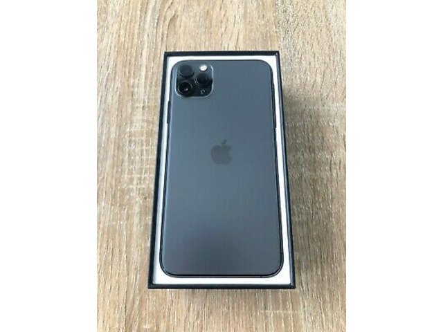 New and original Apple IPhone 11 Pro Max 256GB grey for sale - 2/4
