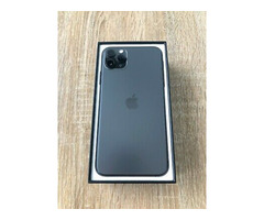 New and original Apple IPhone 11 Pro Max 256GB grey for sale - Image 2/4