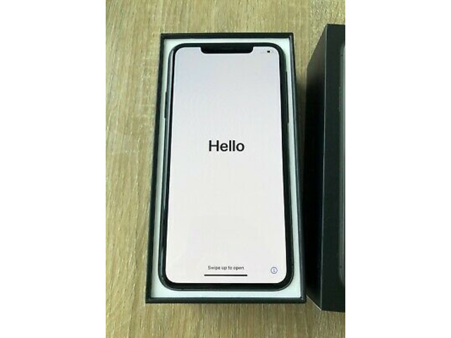 New and original Apple IPhone 11 Pro Max 256GB grey for sale - 4/4
