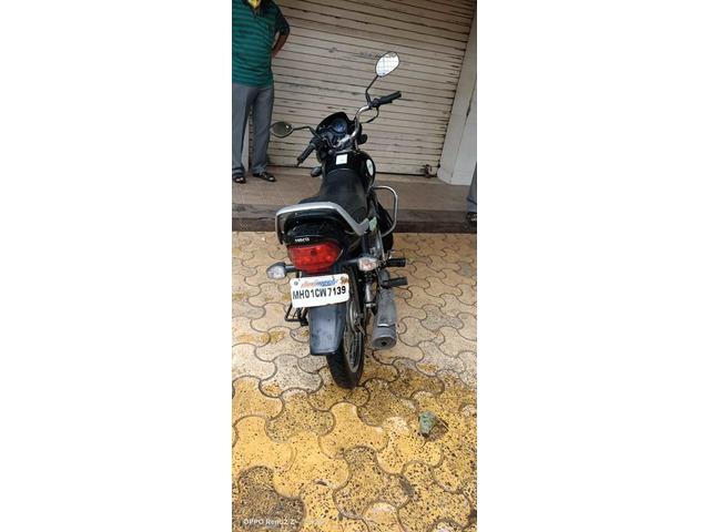 Two wheelet Hero bike for sale - 3/4