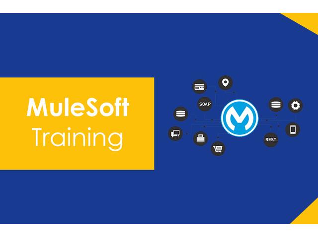 Mulesoft training institute in Madhapur. - 1/1