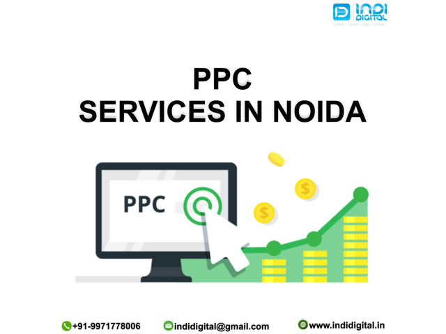 Get the best PPC services in Noida - 1/1