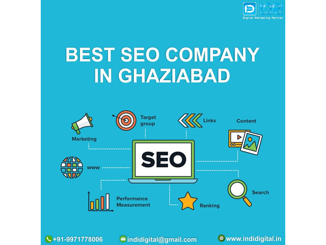 What is best seo company in Ghaziabad - 1/1