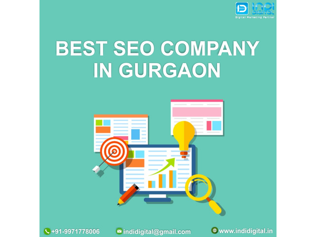 Are you searching for the best SEO company in Gurgaon - 1/1