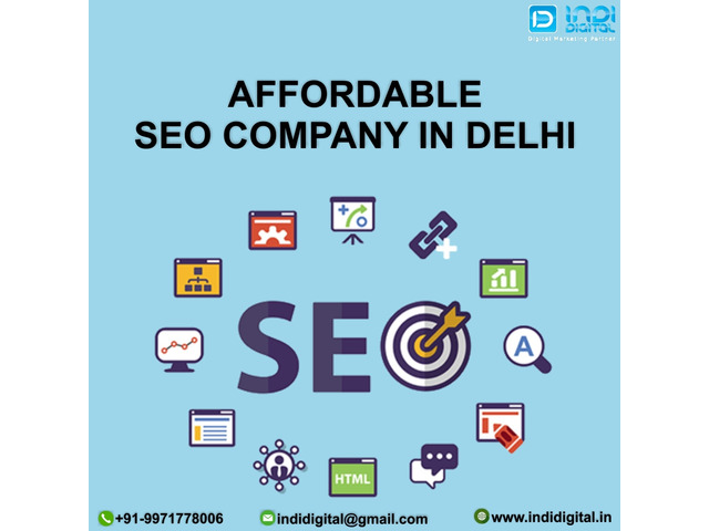 Find the most affordable SEO company in Delhi for your business - 1/1