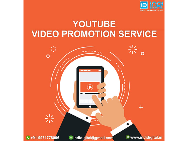 Who is providing the best YouTube Video promotion Service - 1/1