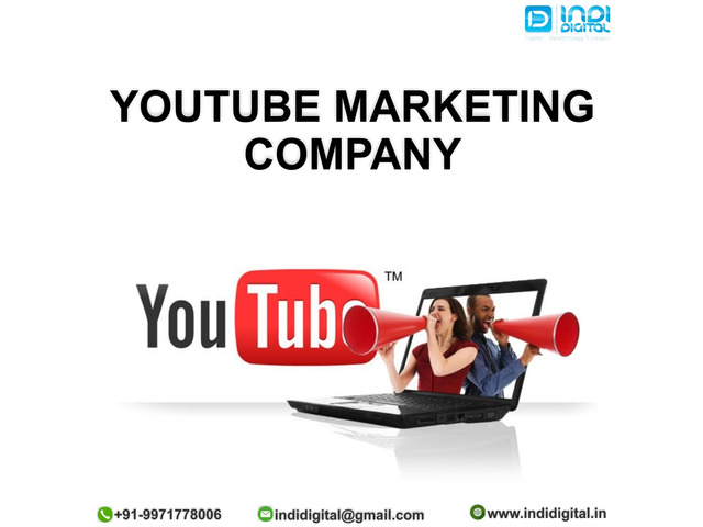 Are you looking for the best youtube marketing company - 1/1